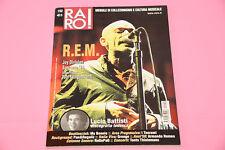 """RARO RIVISTA DISCOGRAFIA LP 7"""" EX N° 152 REM BATTISTI I TEOREMI ......."""