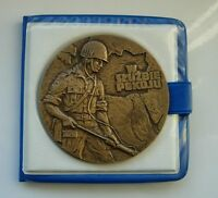 POLISH POLAND UN ONZ POLICE PEACE KEEPING MEDAL bronze