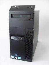 PC System Lenovo ThinkCentre M81 2,9GHz 4GB RAM 500GB HDD WIN 7