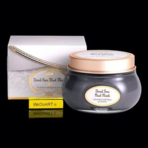 Sabon Dead Sea Mud Mask for Oily Skin 125ml  Free Worldwide Shipping