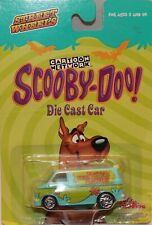 Racing champions limited edition Hard to find Mystery machine Scooby Doo Van.