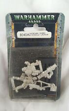 Warhammer 40k 8040A Catachan Guard w/Missile Launcher