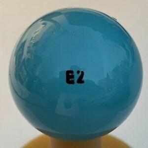 Minigolfball Inter-Golf E2 KL - unmarkiert, kaum Gebrauchsspuren