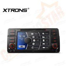 """XTRONS 7"""" Car CD DVD Player GPS Sat Nav Head Unit RDS BMW E46 320 325 M3 Stereo"""