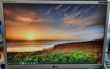 "LG Flatron L226WTQ 22""Desktop PC Widescreen LCD 2ms Monitor,Stand,VGA,DVI"