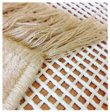 RETE ANTISCIVOLO per tappeti 120 x 180 cm lattice sotto tappeto arazzo gomma