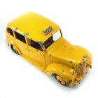 Vintage Dinky Toys Austin Yellow Taxi Meccano Ltd 40H Made In England Orig Paint
