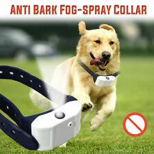 RECHARGEABLE Citronella Anti Bark Spray Dog Collar Stop Barking Humane