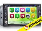 "AUTORADIO GPS 2 DIN ERISIN ES7610M 6.2"" FULL HD WI-FI 3G RETROCAMERA NO DOGANA"