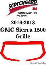 3M Scotchgard Paint Protection Film Pro Series 2016 2017 2018 GMC Sierra 1500