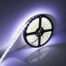 10 M 2×5M Bande Lumière SMD 3528 300 DEL DC 12 V Lampe Flexible Etanche Blanc Froid