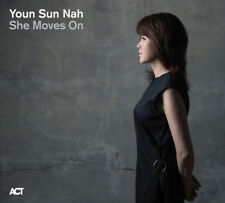 Youn Sun Nah ‎– She Moves On CD