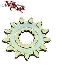 Talon Front Sprocket 13T Kawasaki KXF450 06-16 self-cleaning Groovelite 13 TOOTH