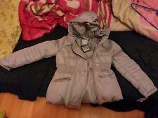Dollhouse Bubble jacket Grey Brand New Medium