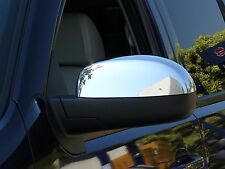 2007-2013 Chevrolet Silverado Chrome Mirror Cover