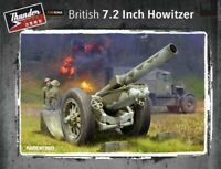 Thunder Model 1/35 #35211 British BL 7.2 Inch Howitzer