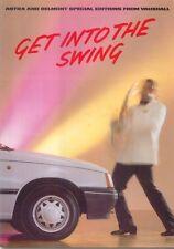 Vauxhall Astra & Belmont Swing Special Editions 1988 Original UK Sales Brochure