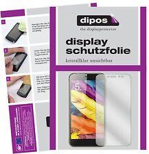 2x ZTE Nubia N1 Lite Schutzfolie klar Displayschutzfolie Folie dipos