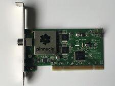 Genuine Pinnacle 51019335 Twin T REV1.2 TV Tuner Card PCI