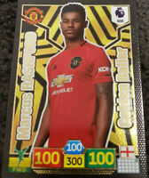 2019/20 PANINI Adrenalyn XL EPL Football Soccer Cards - Golden Baller Rashford