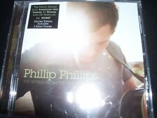 Phillip Phillips (American Idol) The World From The Side Of The Moon CD - NEW