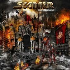 Scanner - The Judgement CD 2015 power metal Germany Massacre Records