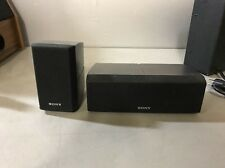 SONY SS-CNP2 Center Speaker For Home Theater System