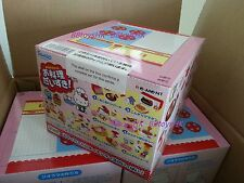 Re-Ment Miniature Sanrio Hello Kitty Cook Foods Kitchen Electrical Full Set of 8