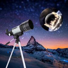 F30070M Reflektor Teleskope Spiegelteleskop Astronomie Fernrohr mit Stativ Toll