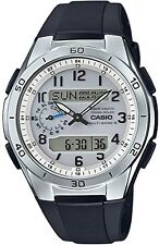 CASIO WAVE CEPTOR Solar MULTIBAND6 Mens Watch WVA-M650-7AJF White Japan import