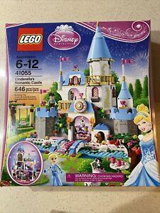 LEGO Disney Princess Cinderella's Romantic Castle New!