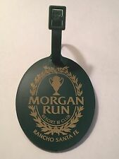 Morgan Run Club & Resort Golf Bag Tag - Rancho Santa Fe, California - A Beauty!