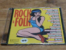 ROCK & FOLK - MONSTER CD 35 !!!RARE CD !!!!!FRANCE!!!!!!