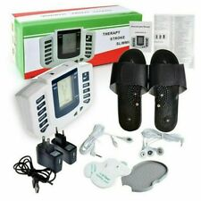 New Tens Upgrade Electronic Stimulator Machine Acupuncture Nerve Muscle Massager