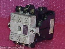 Fuji srca 3631-2 magnetic contactor