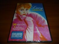 Lucy: A Legacy of Laughter (DVD, 2011, 4-Disc Set) NEW