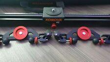 Konova K5 100cm Camera Video Slider in mint condition
