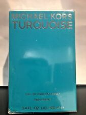 Michael Kors Turquoise Women Perfume EDP Spray 3.4 oz / 100 ml NIB Sealed Pack