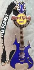 Hard Rock Cafe SANTO DOMINGO 2008 MANTRA STRAP Guitar SERIES PIN 300 HRC #43974