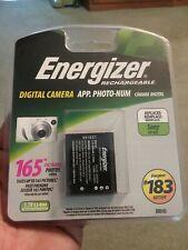Energizer ERD183 1-Pack 600mAh Li-Ion Digital Camera Battery