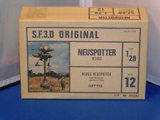 Njitto S.F.3.D Original Neuspotter NS465  Series 12 Model Kit Parts Sealed!1/20