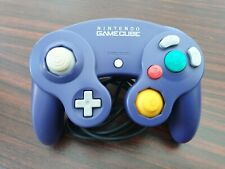 Nintendo Gamecube Official Purple Wired Controller