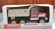 Tonka Stony Bros Dump Truck #2203 Pressed Steel Construction Farm Toys 1984 NIB