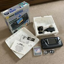 SEGA Game Gear - Sonic Edition - Fresh Recap - Boxed And Working