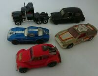 Matchbox Joblot 5 x Diecast Vintage Vehicles Cars Taxi Truck