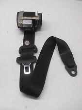 KM603136 01-04 MERCEDES SLK230 R170 FRONT RIGHT SEAT BELT RETRACTOR BLACK OEM