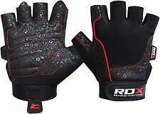 RDX Weight Lifting Gloves Ladies Fitness Gym Wear Workout Training Women Wrist