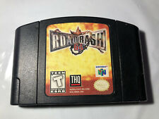 Road Rash 64 (Nintendo 64, 1999) Authentic and Tested