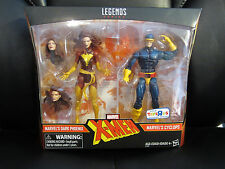 Marvel Legends Dark Phoenix and Cyclops 2 Pack Toys R Us Exclusive New Sealed