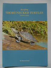 ARK - 007 Keeping SHORT NECKED TURTLES  REPTILE BOOK By Darren Green